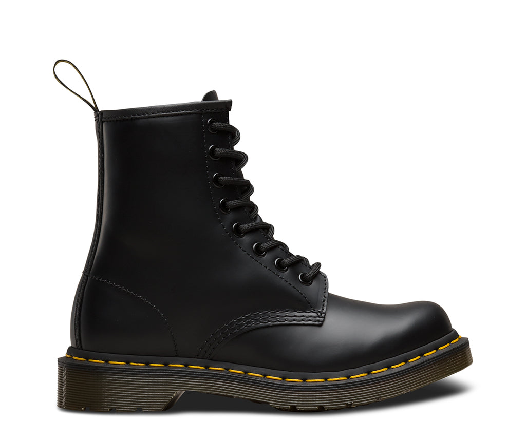 Dr. Martens 1460W Smooth Boots 马汀博士 窄版光面硬皮马丁靴