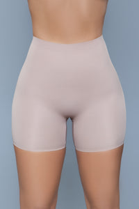 2004 Shape Shifter Shapewear Shorts-Nude