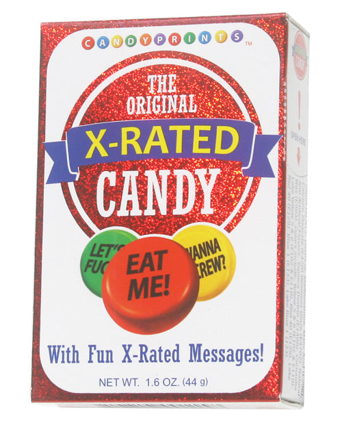 Original X-Rated Candy - 1.6 oz Box
