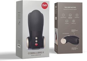 Fun Factory Adult Toys - 'Cobra Libre II' Penis Massager - Sex Toys for Men -