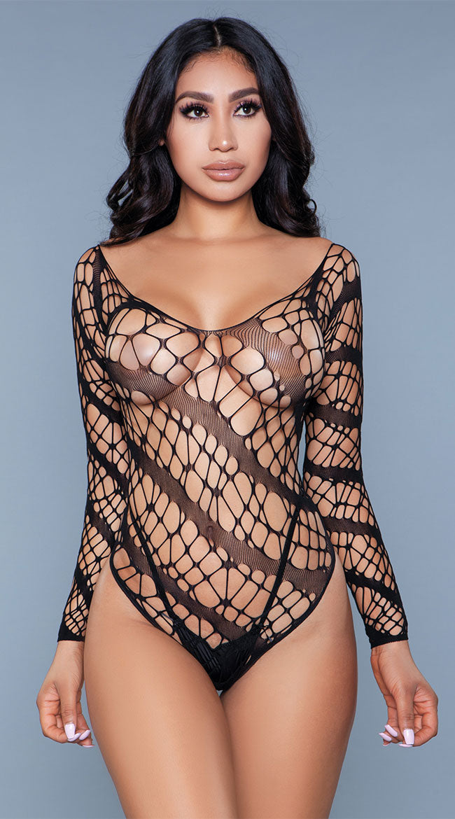 Let Me Love You Bodysuit