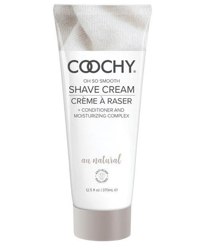 COOCHY Shave Cream / Lotion- 12.5 oz Au Natural