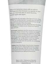 Load image into Gallery viewer, COOCHY Shave Cream / Lotion- 12.5 oz Au Natural - Pink Cactus Trading Company