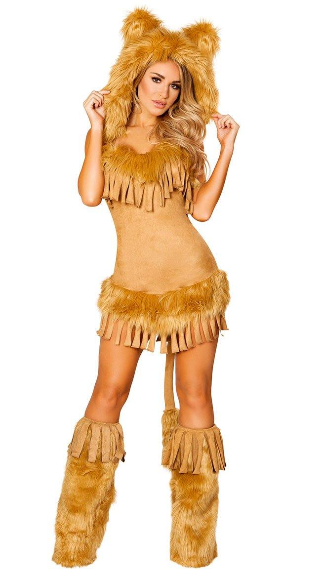 THE BASHFUL LION COSTUME - Pink Cactus Trading Company