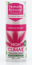 Load image into Gallery viewer, High Climax Female Stimulant w/Hemp Seed Oil - .5 oz