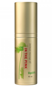 Hip Hemp In the Pink Intimate Massage Oil -Uplift