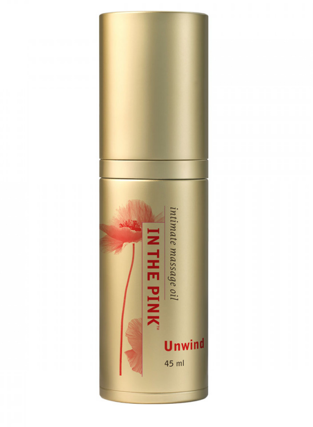 Hip Hemp In the Pink Intimate Massage Oil - Unwind