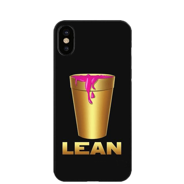 Gold Double Cup iPhone Cases