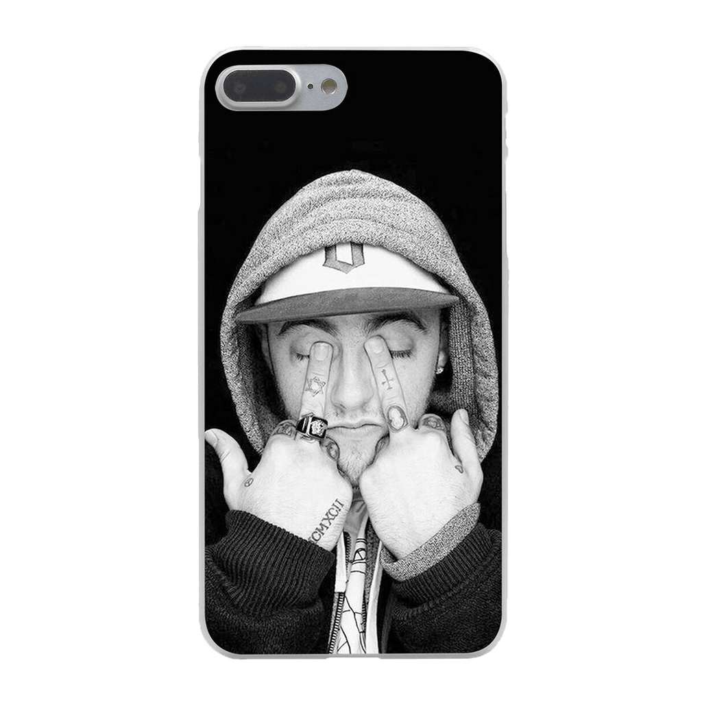 Middle Fingers up iPhone Case