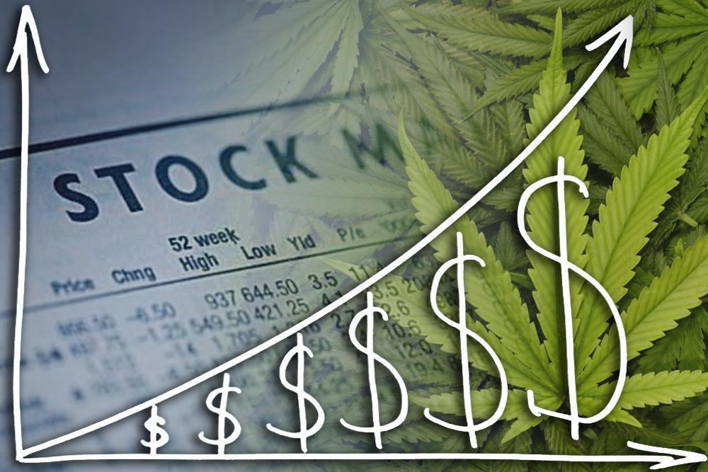 Marijuana Stock With $4.5 Billion Valuation Just Started Trading In Canada | Happy Bears Edibles
