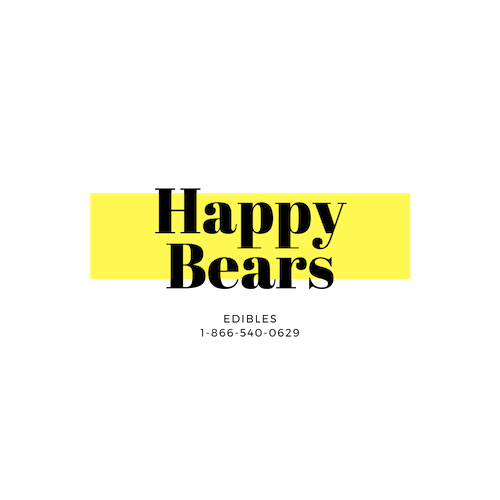 Happy Bears Edibles