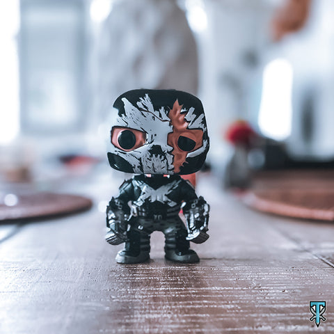 Battle Damaged Crossbones OOB Funko POP!