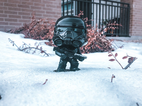 Star Wars Rogue One Imperial Death Trooper OOB Funko Pop