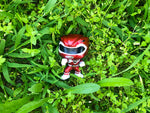 Metallic Red Ranger HT Exclusive OOB Funko POP