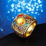 Thanos Infinity Gauntlet Power Ring