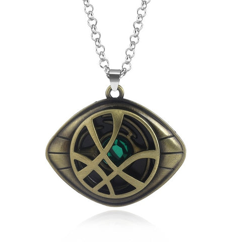 Doctor Strange Eye of Agamotto Pendant