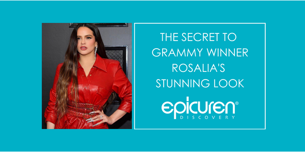 The Secret to Grammy Winner Rosalia's Stunning Look