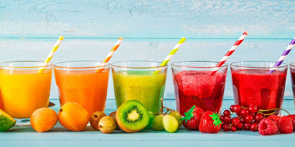 Summer Juice Recipes