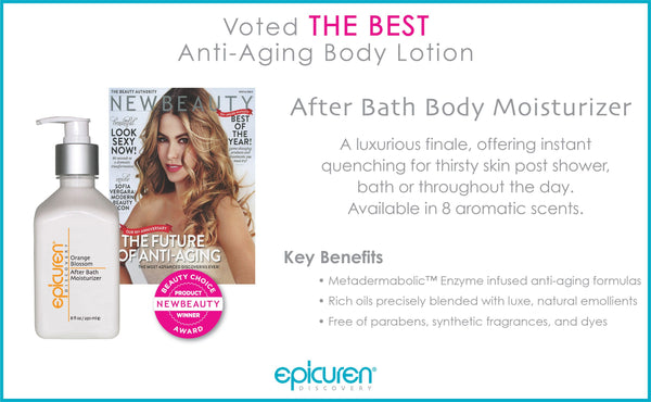 New Beauty - Best Anti-Aging Body Lotion - After Bath Body Moisturizer