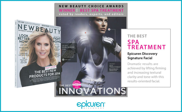 NewBeauty - Best Spa Treatment - Signature Facial