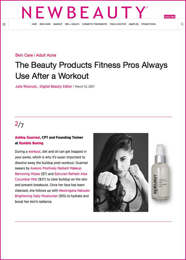 Skin Care Articles & Publications | Epicuren Discovery