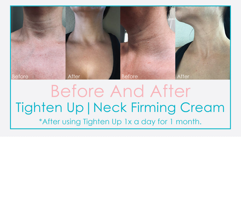 Tighten Up Neck Firming Cream