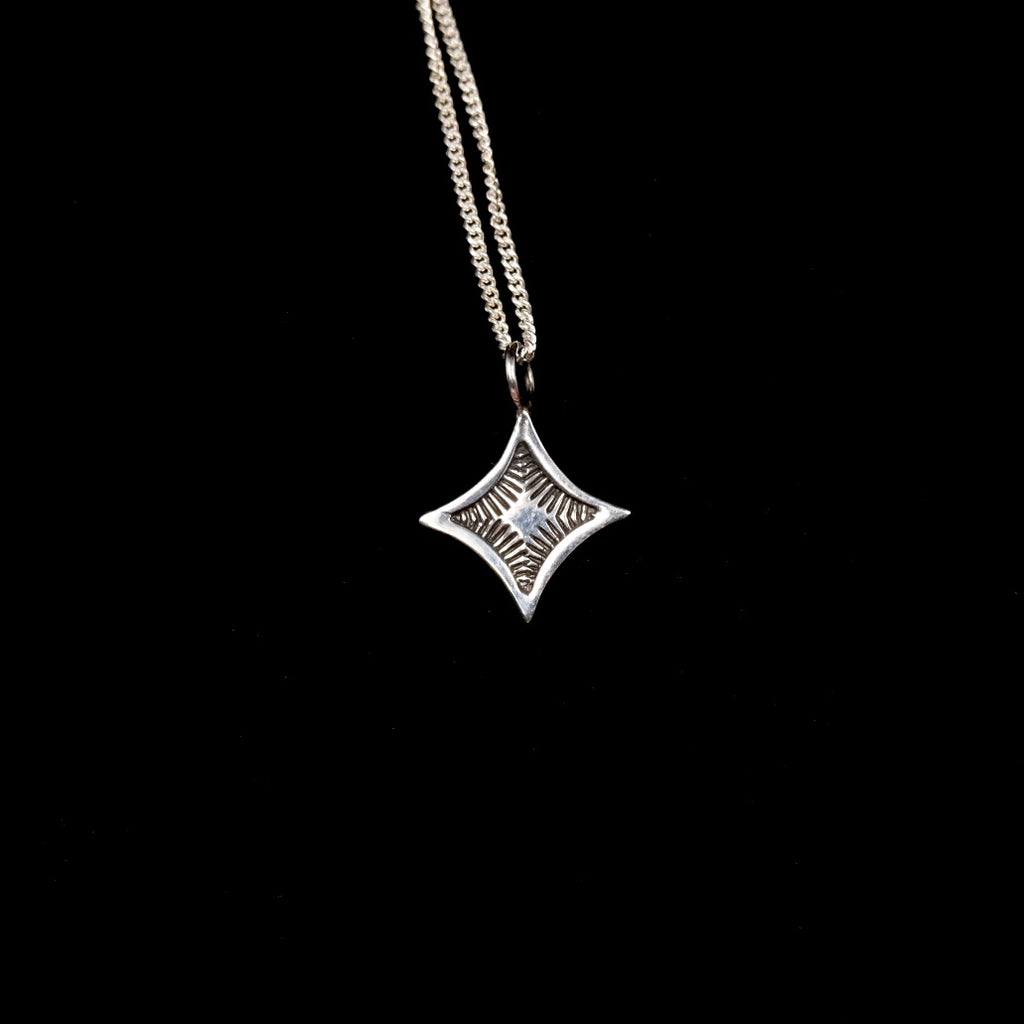 Diamond Mini Necklace