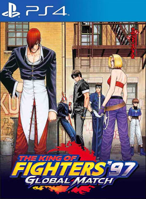 The King Of Fighters 97 Global Match Primaria Ps4