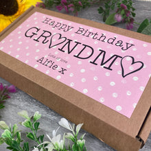 Load image into Gallery viewer, Happy Birthday Grandma Liquorice Treat Box
