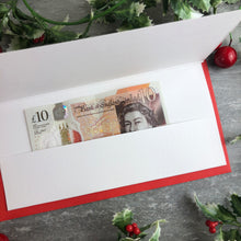 Load image into Gallery viewer, Father Christmas Money Wallet-6-The Persnickety Co
