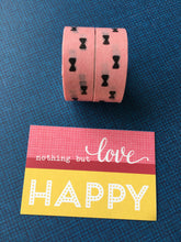 Load image into Gallery viewer, Little Bows Washi Tape-The Persnickety Co