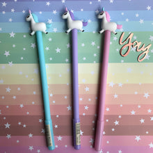 Load image into Gallery viewer, Pastel Unicorn Gel Pen-6-The Persnickety Co
