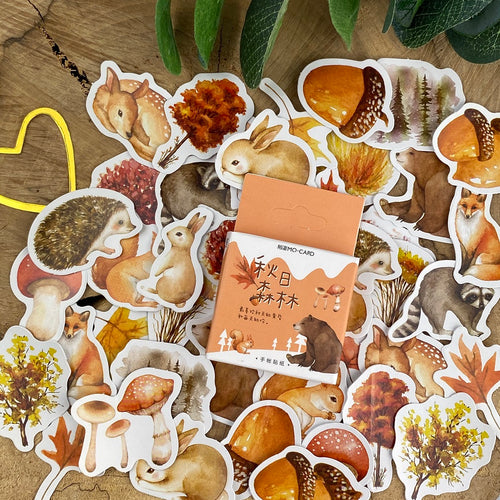 Autumn Stickers-The Persnickety Co