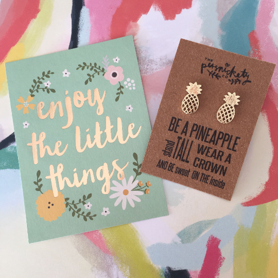 Be A Pineapple, Stand Tall, Wear A Crown And Be Sweet On The Inside-2-The Persnickety Co