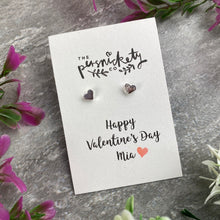 Load image into Gallery viewer, Happy Valentine's Day Earrings-5-The Persnickety Co