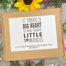 Load image into Gallery viewer, It Takes A Big Heart - Sweet Box-2-The Persnickety Co