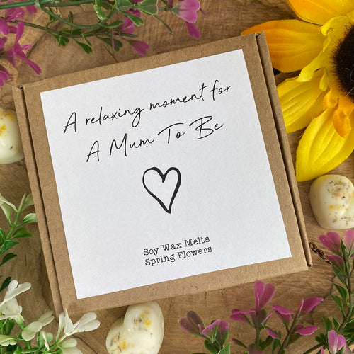 Mum To Be Wax Melts Box-The Persnickety Co