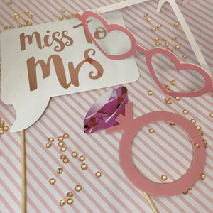 Hen Party Photo Booth Props-The Persnickety Co