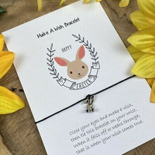 Load image into Gallery viewer, Happy Easter Wish Bracelet-8-The Persnickety Co