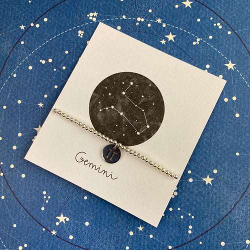 Zodiac Bracelet - Gemini-The Persnickety Co