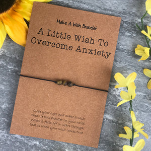 A Little Wish To Overcome Anxiety - Tiger Eye-3-The Persnickety Co