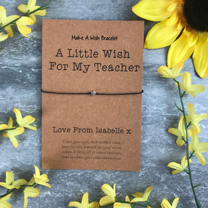 A Little Wish For A Teacher-5-The Persnickety Co