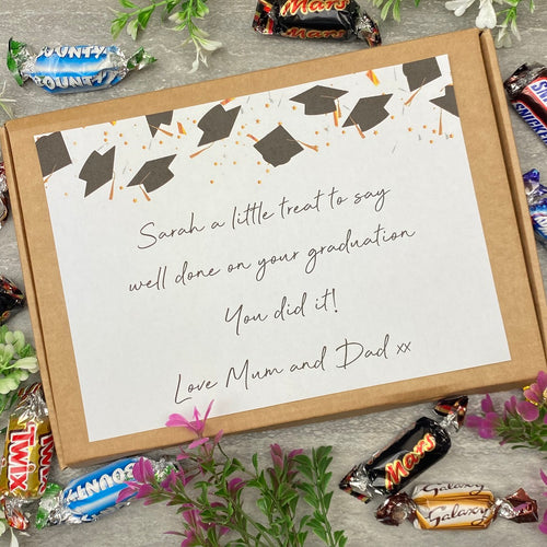 Congratulations You Did It! - Chocolate Celebrations Box-The Persnickety Co