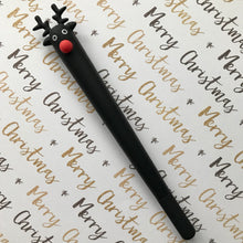 Load image into Gallery viewer, Cute Reindeer Gel Pen-9-The Persnickety Co