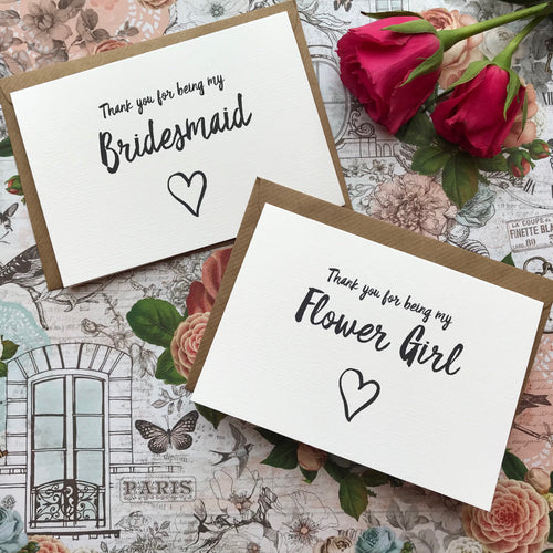 Thank You For Being My Bridesmaid-The Persnickety Co
