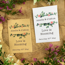 Load image into Gallery viewer, Love Is Blooming - Wedding Favours-2-The Persnickety Co