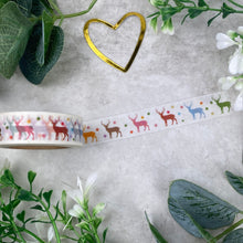 Load image into Gallery viewer, Reindeer Washi Tape-2-The Persnickety Co