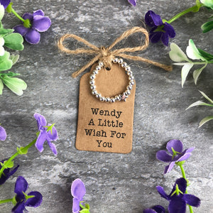 A Little Wish For You Stretch Ring-8-The Persnickety Co