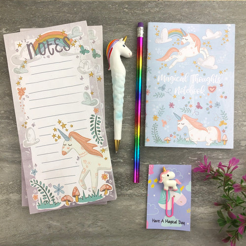 Unicorn Stationery Set-The Persnickety Co