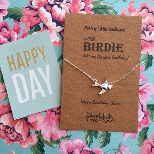 A Little Birdie Told Me It's Your Birthday-The Persnickety Co